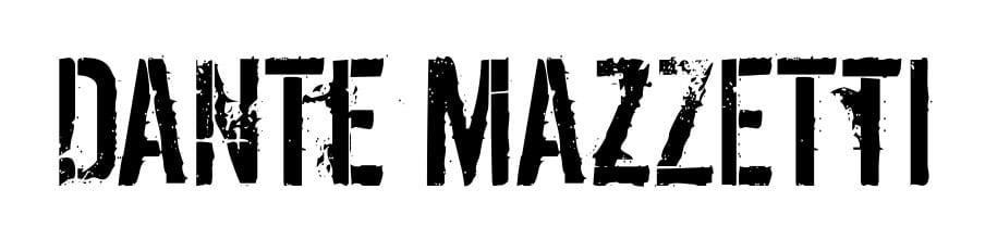 Dante Name Logo