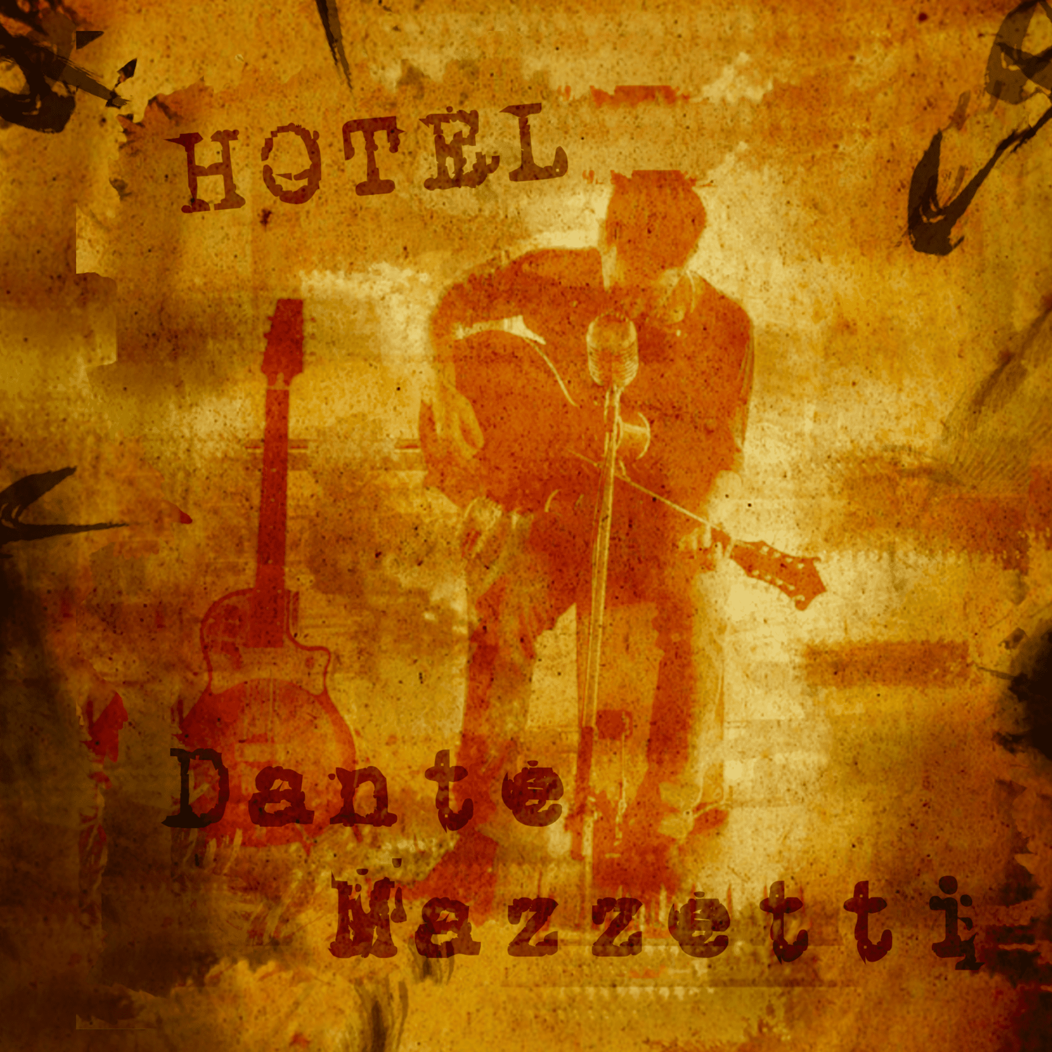 cover image of Dante Mazzetti's Hotel album